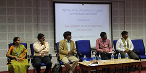 Panel Moderation
